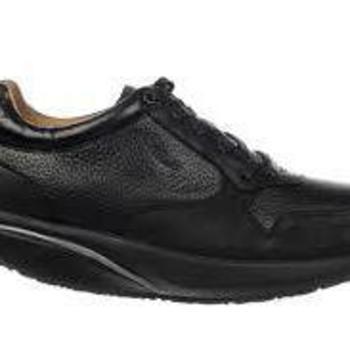 Said 6S lace up Black