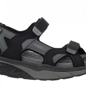 Saka 6S sport sandal black / charcoal grey