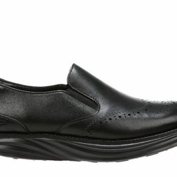 Sheffield slip on burnished black