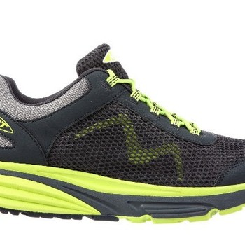 Colorado 17 Charcoal grey/Neon Lime