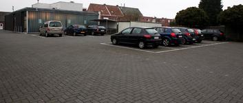 Parkeergelegenheid bij Topofit