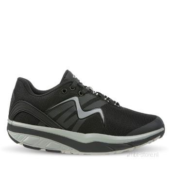 Leasha 17 black/silver/steel