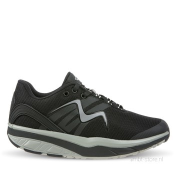 Leasha 17 black/silver/steel