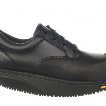 Omega work shoe black