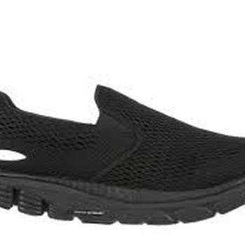 Speed 17 Slip On Black