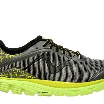 Racer 18 silver gray / Lime