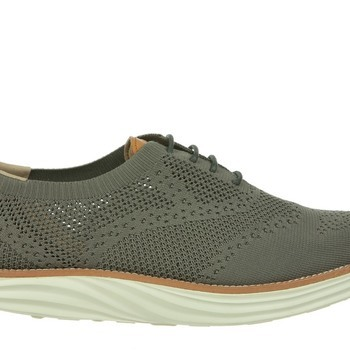Boston WT M-knit taupe gray