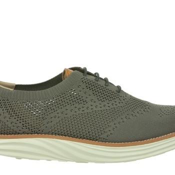 Boston WT M-knit taupe gray