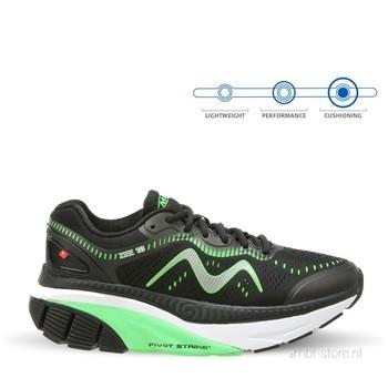 Zee 18 Black/Green