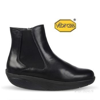 Arusi 6S Black Nappa
