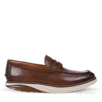 Boston loafer Burnish Camel