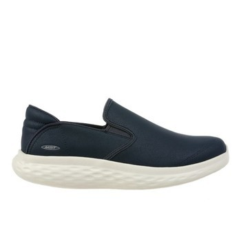 Modena Slip on Synthetic Leather Antique Blue