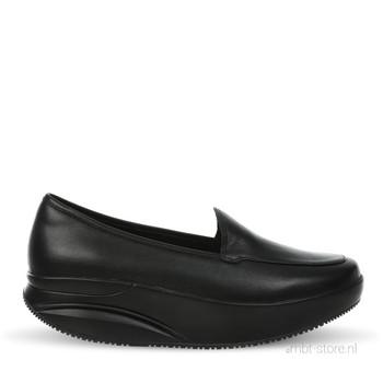 Oxford Loafer Black Calf