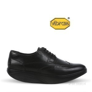 Oxford Wing Tip Black Calf