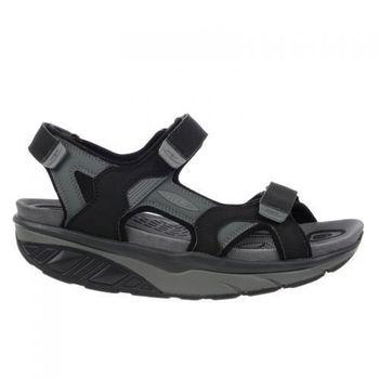 Saka 6S Sport Sandal Black/Charcoal grey