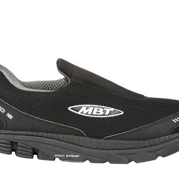 Speed 16 slip on black grey