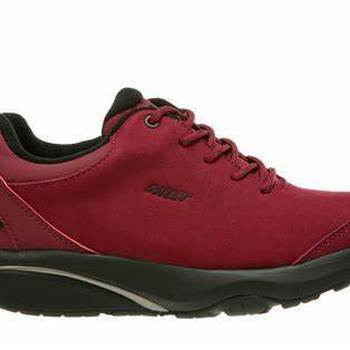 Amara 6S lace up Raspberry