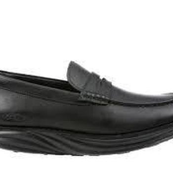 Boston Loafer Black Nappa