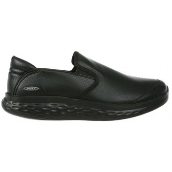 Modena Slip On Synthetic Leather Black Black