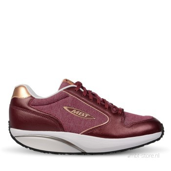 MBT 1997 Burgundy Rose Gold